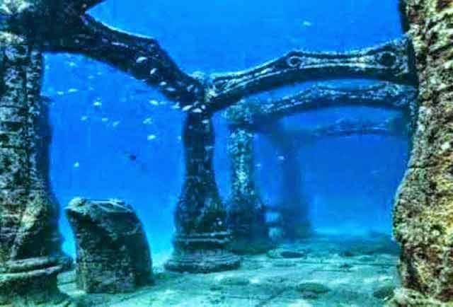 5 Civilizații înghițite de ape
