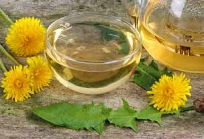 uleiul de masline si ceaiul de papadie iti face tenul frumos