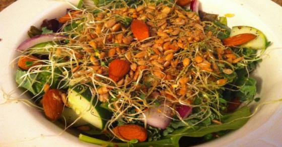 O Salata Uimitoare care Ucide Cancerul