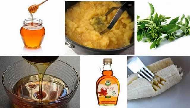Top 5 alternative sănătoase pentru zahăr