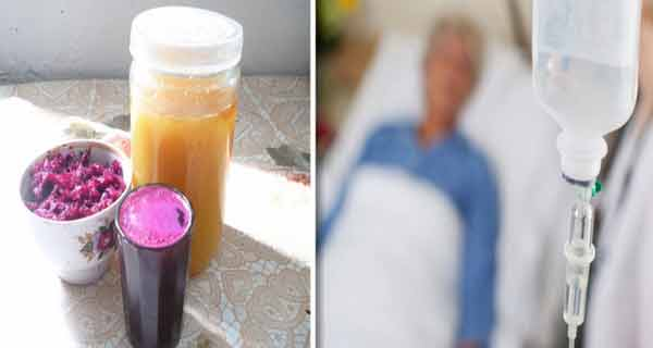 tratamentele medicamentoase si chimioterapia incarca organismul cu toxine periculoase