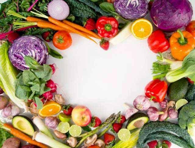 orice alimentatie sanatoasa trebuie sa fie bazata pe legume si fructe
