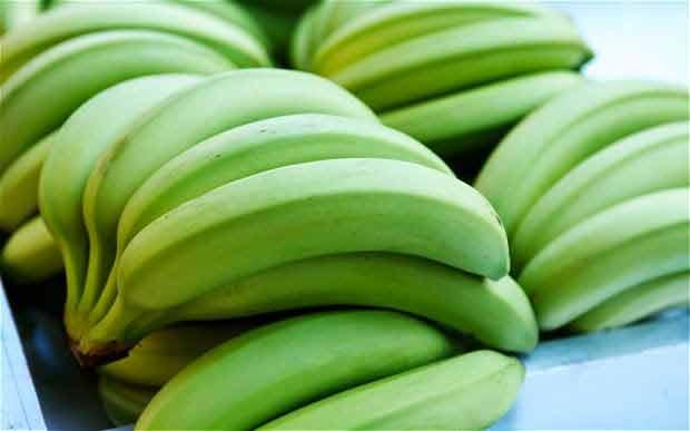 bananele verzi sunt un bun adjuvant al curelor de slabit