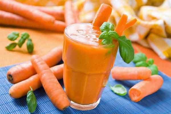 morcovul are proprietati antioxidante si antiinflamatorii puternice