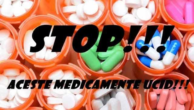 unele medicamente comune sunt deosebit de periculoase