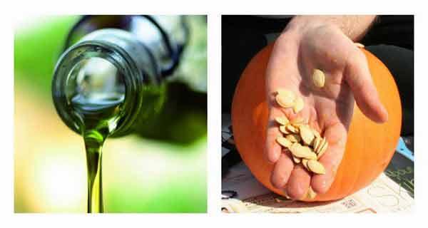 uleiul de seminte de dovleac este un excelent remediu preventiv