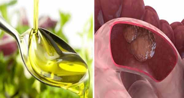 Ulei de masline tratament pentru stomac