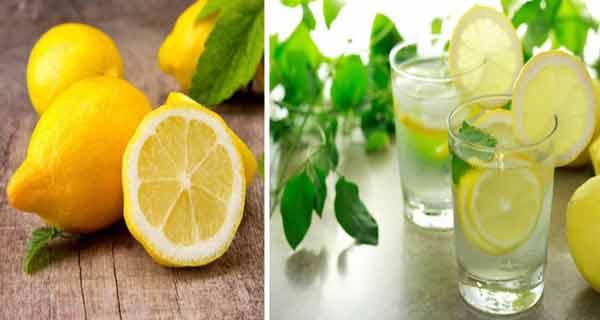 apa calda cu lamaie bauta pe stomacul gol este un adevarat medicament pentru organism