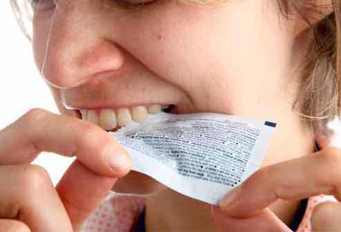 acest test dezvaluie cu mare exactitate sanatatea si gradul de rezistenta a dintilor