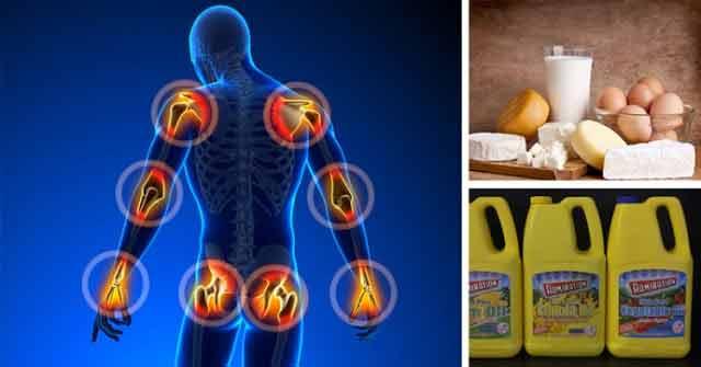 5 mâncăruri pe care nu trebuie să le consumi niciodată dacă ai dureri musculare, ale articulațiilor sau fibromialgie