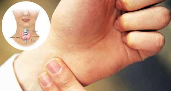 masurarea pulsului cu degete releva daca tiroida este afectata de alergii alimentare