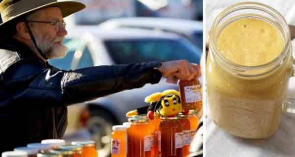 mierea si polenul au proprietati foarte sanatoase pentru organism