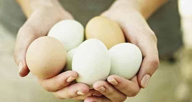 Tratamente de înfrumusețare pe bază de ouă