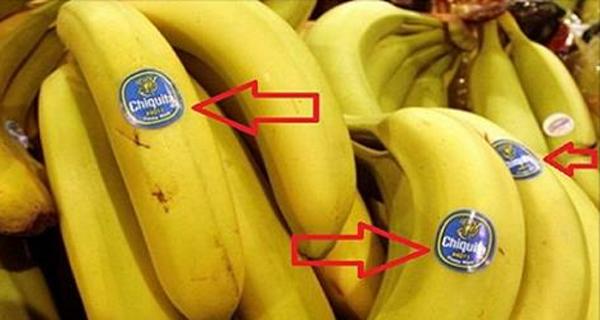 Atenție: De ce nu trebuie să cumperi niciodată legume și fructe ce poartă etichete inscripționate cu cifra 8