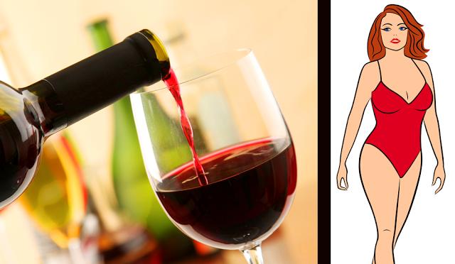 Subtiază-ți talia consumând un pahar de vin roșu în fiecare seară înainte de culcare