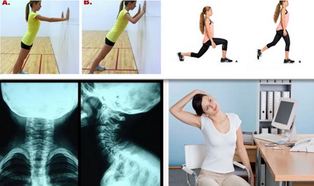 Redu rigiditatea musculară și articulară cu 50%, făcând aceste 3 mișcări simple