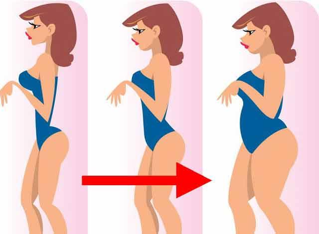cum poti lua in greutate