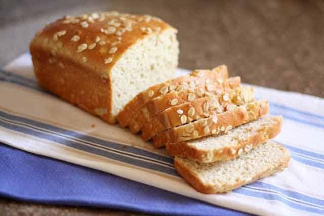 prepara paine fara gluten