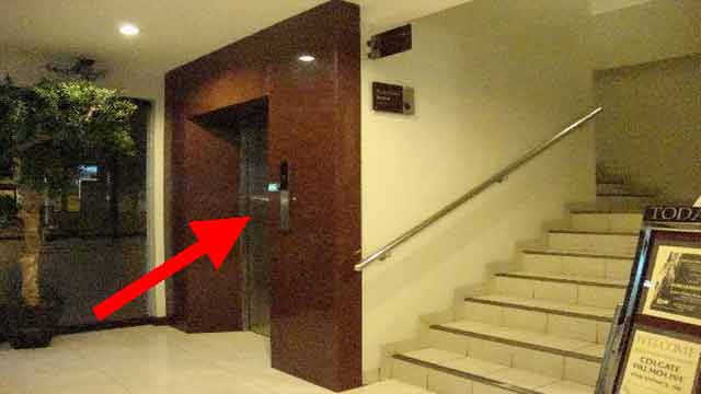 de ce nu este bine sa iei liftul