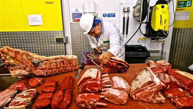 Mitul proteinelor din carne!