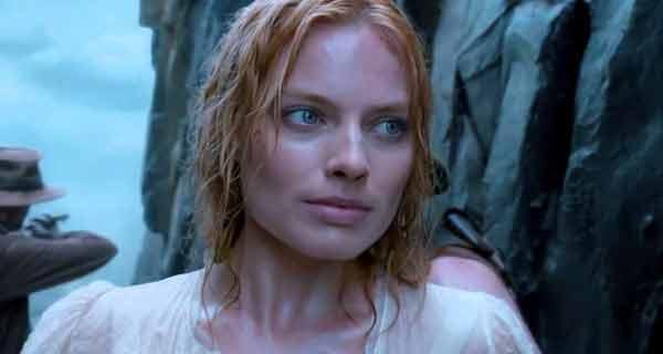 Răspunsul actriței Margot Robbie, obligată să slăbească pentru a juca în filmul Tarzan, i-a uimit pe producători și a cucerit lumea internetului