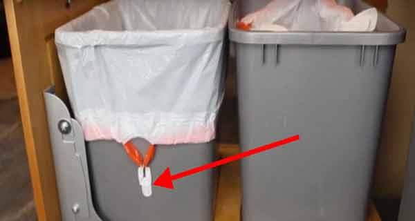 Urăști să duci gunoiul în fiecare zi, iată un truc simplu care te va scăpa de asta….