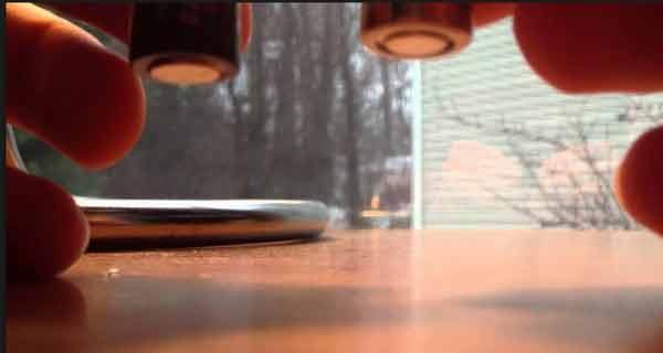 metoda de detectare a bateriilor
