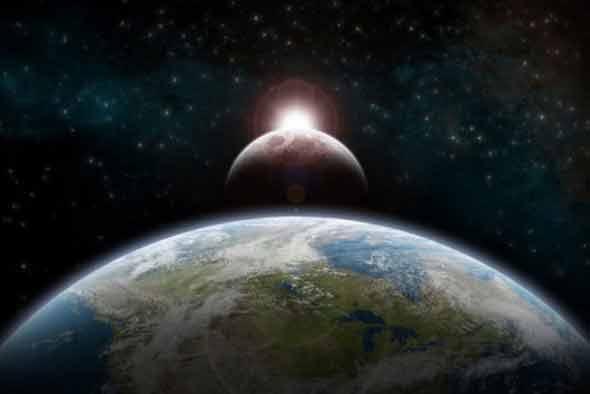 Cum putem beneficia după eclipsa inelară de soare din această zi