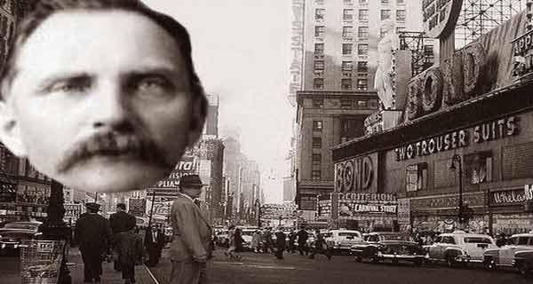 Cazul Rudolph Fentz, bărbatul care a călătorit în timp