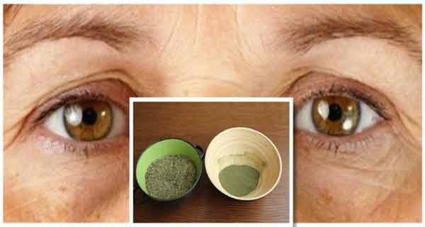 Folosește asta pentru a scăpa de ochii obosiți!