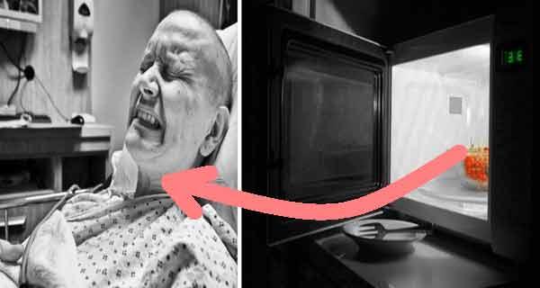 afectiuni datorate radiatiilor cuptoarelor cu microunde
