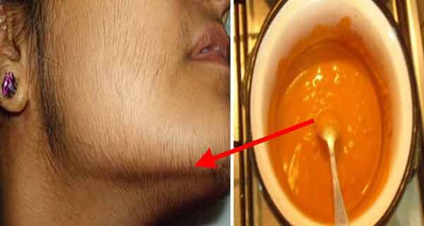 Această metodă ieftină și naturală te va ajuta să scapi de părul nedorit de pe bărbie: încearc-o!