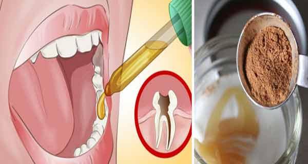 durerile de dinti se trateaza cu aceste ingrediente