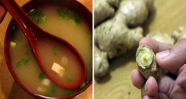 Supa de usturoi și ghimbir învinge virusurile comune, vindeca raceala si gripa