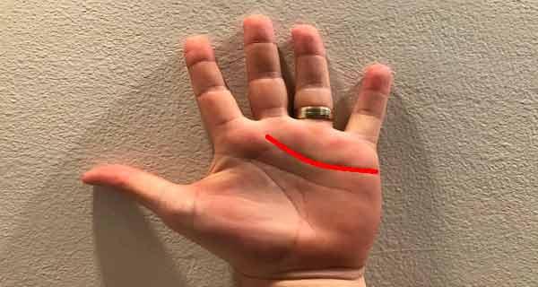 Dacă aveți această linie în palmă, sunteți cu adevărat norocos!