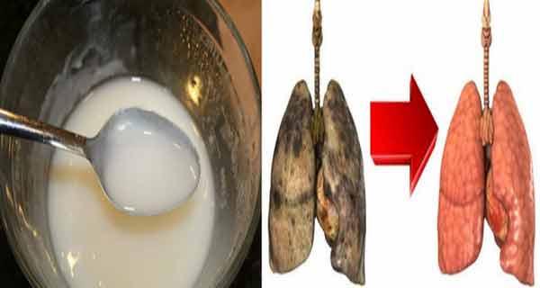 Toți românii care fumează trebuie să afle asta….acest aliment banal îți curăță plămânii după fumat!