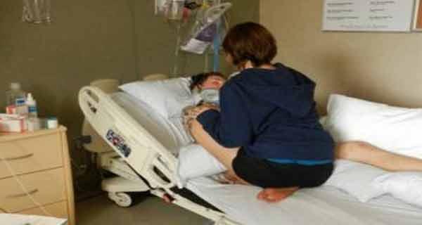 sotul ei a stat in coma trei luni