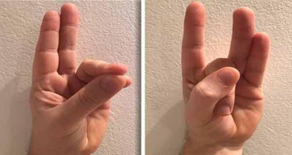 Gesturi și poziții ale mâinilor recomandate pentru tratamentul complet al corpului!