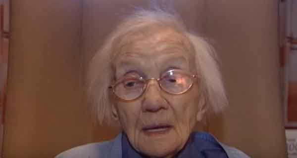 secretele longevitatii unei femei trecuta de o suta de ani