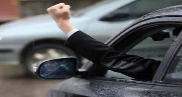 pericolul agresivitatii la volan