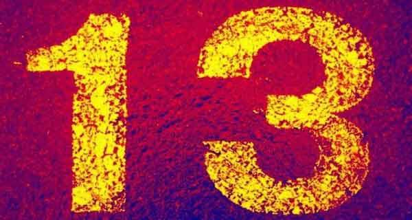 Tu știi care este semnificația controversatului număr 13?