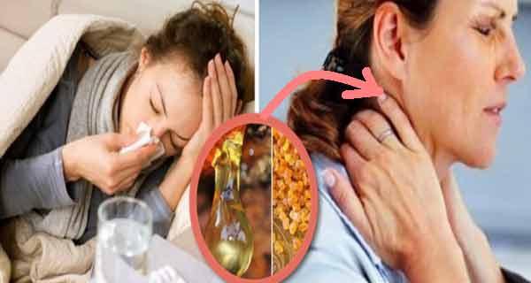 ungerea gatului pentru eliminarea gripei