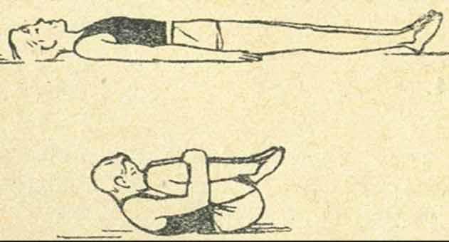 Cu aceste doua exerciții simple, scapi de durerile de spate imediat!