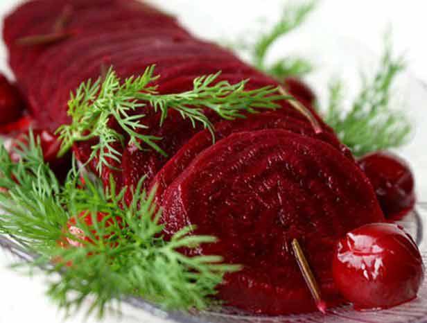 salata de sfecla rosie pentru vedere si ficat