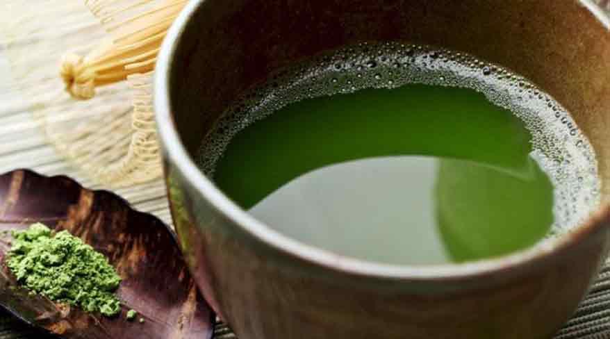 crezi ca in ceaiul verde este multa cofeina