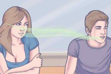 dca aiti miroase gura este posibili sa ai paraziti