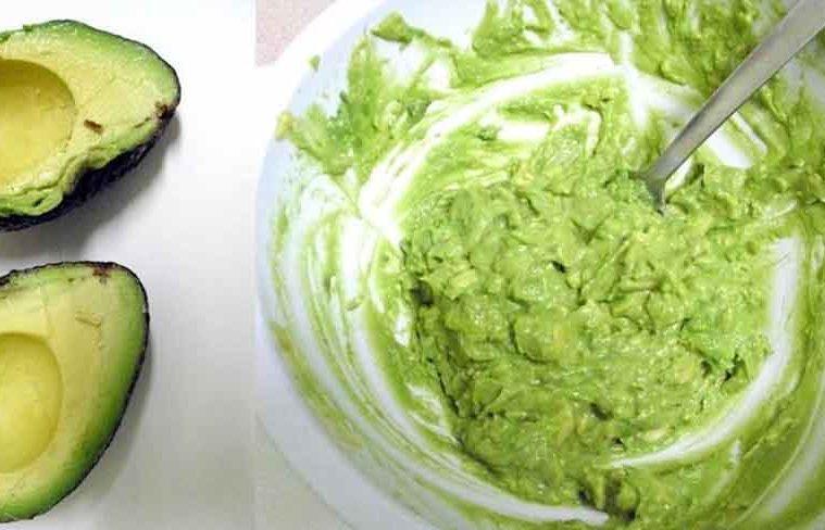 amestecul pentru slabit cu avocado si banane