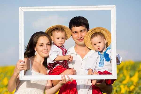 de ce sa-ti iubesti familia
