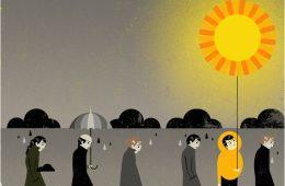cum afecteaza creierul depresia