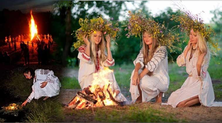 solstitiu de vara si noaptea de sanziene